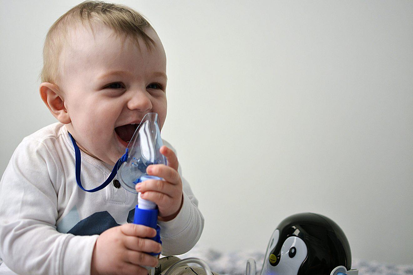 3 sposoby (gadżety) na przeziębienie niemowlęcia