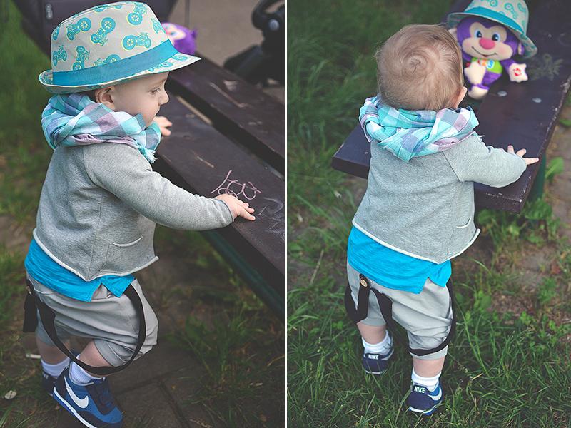 Bakusiowo Blog Moda Dziecięca Stylizacje Dziecięce Fisher Price Piu Di Me Reserved Nike Park Bródnowski (7)