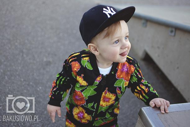 Moda Dziecięca Adidas Originals Baby Bakuś (13)