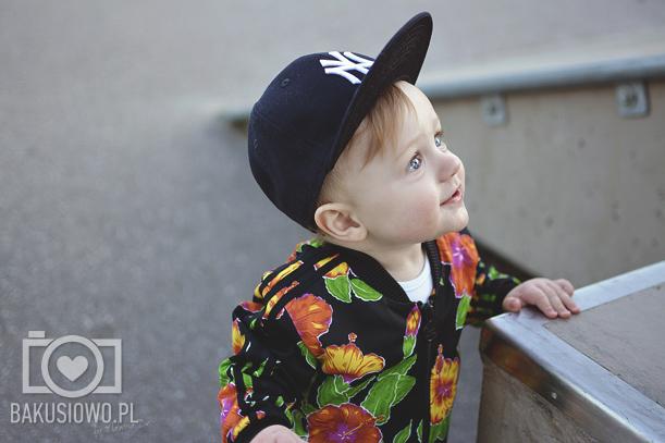 Moda Dziecięca Adidas Originals Baby Bakuś (14)