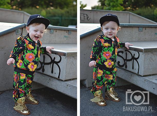 Moda Dziecięca Adidas Originals Baby Bakuś (15)