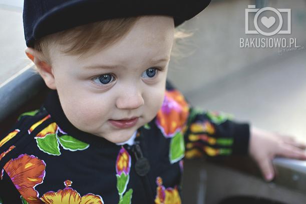 Moda Dziecięca Adidas Originals Baby Bakuś (2)