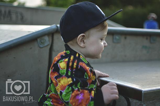 Moda Dziecięca Adidas Originals Baby Bakuś (20)
