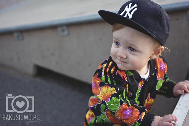 Moda Dziecięca Adidas Originals Baby Bakuś (22)