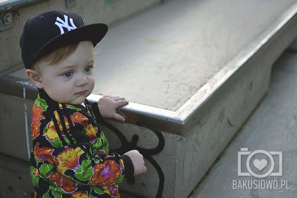 Moda Dziecięca Adidas Originals Baby Bakuś (23)