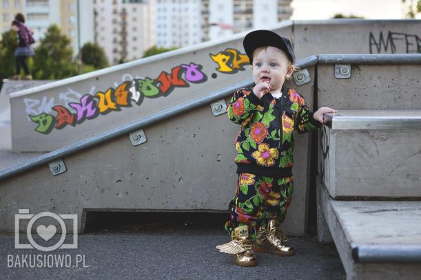 Moda Dziecięca Adidas Originals Baby Bakuś (5)