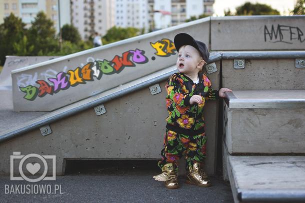 Moda Dziecięca Adidas Originals Baby Bakuś (7)