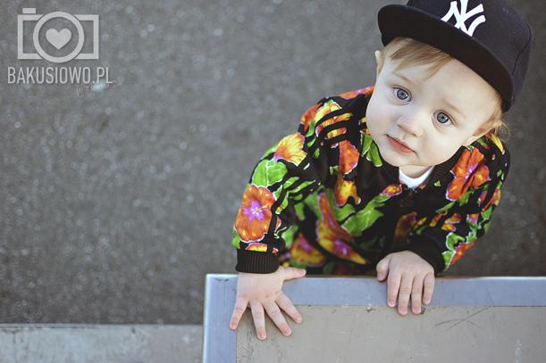 Moda Dziecięca Adidas Originals Baby Bakuś (9)