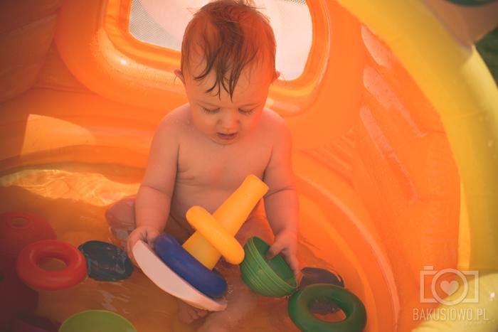 Blog Lifestylowy Parentingowy Modowy Dziecięcy Rodzinny Bakuś Bakusiowo Fisher Price Zabawy w Basenie (15)