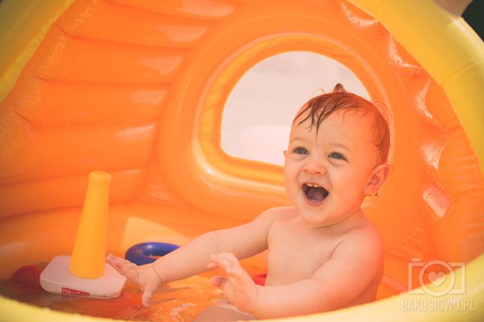 Blog Lifestylowy Parentingowy Modowy Dziecięcy Rodzinny Bakuś Bakusiowo Fisher Price Zabawy w Basenie (5)