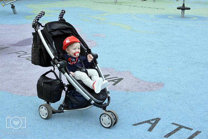 Quinny Zapp Xtra 2 Opinie Test Bakusiowo Najmniejsza spacerówka Citygrips Cityhook Skip Hop Torba do spacerówki (3)
