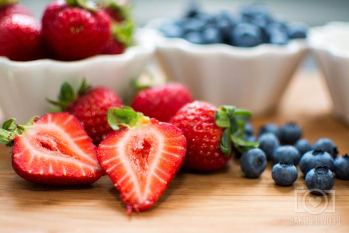 Tata Gotuje Blog Kulinarny Owoce zapiekane w Koglu Moglu Bakuś (1)