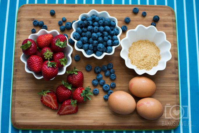 Tata Gotuje Blog Kulinarny Owoce zapiekane w Koglu Moglu Bakuś (2)