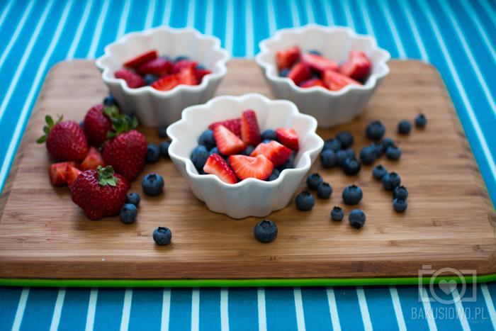 Tata Gotuje Blog Kulinarny Owoce zapiekane w Koglu Moglu Bakuś (7)