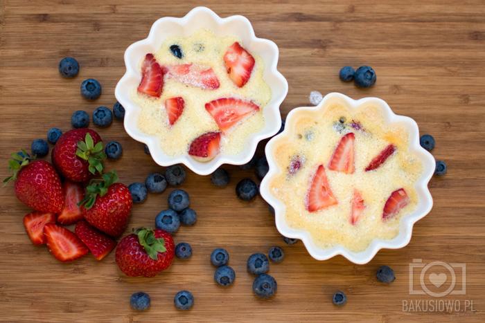Tata Gotuje Blog Kulinarny Owoce zapiekane w Koglu Moglu Bakuś (9)