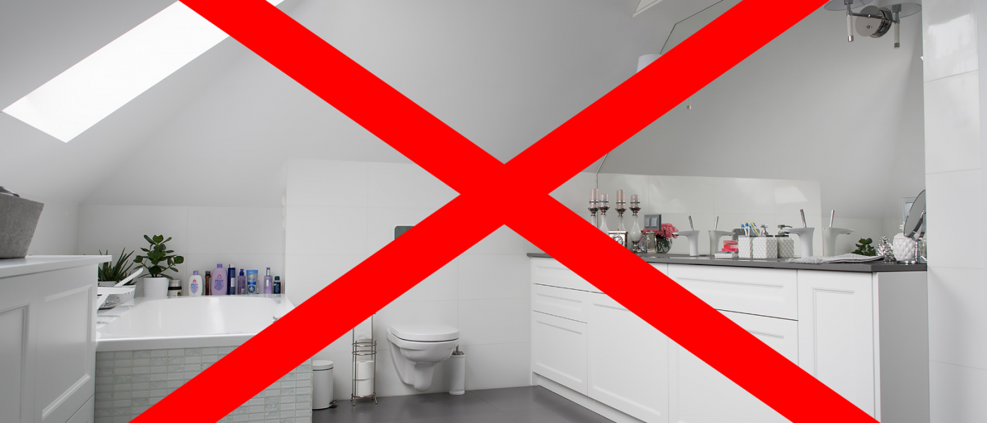 5 Błędów Które Popełniłam Urządzając Naszą łazienkę