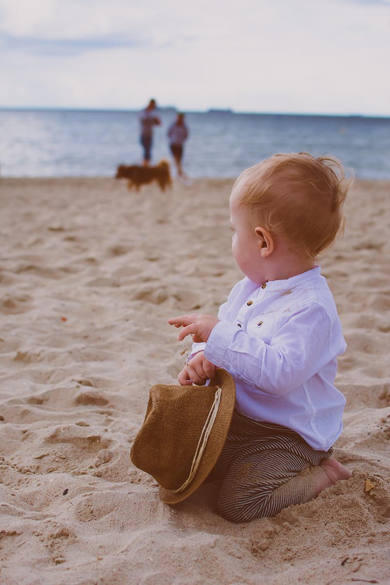 Bakusiowo Perfekcjonizm Dziecko nad Morzem (2)