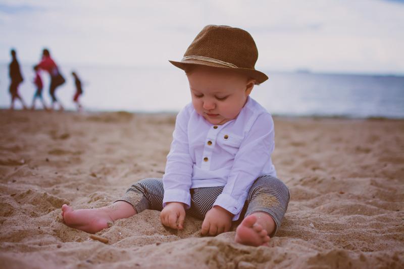 Bakusiowo Perfekcjonizm Dziecko nad Morzem (4)