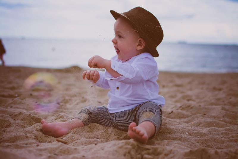 Bakusiowo Perfekcjonizm Dziecko nad Morzem (5)