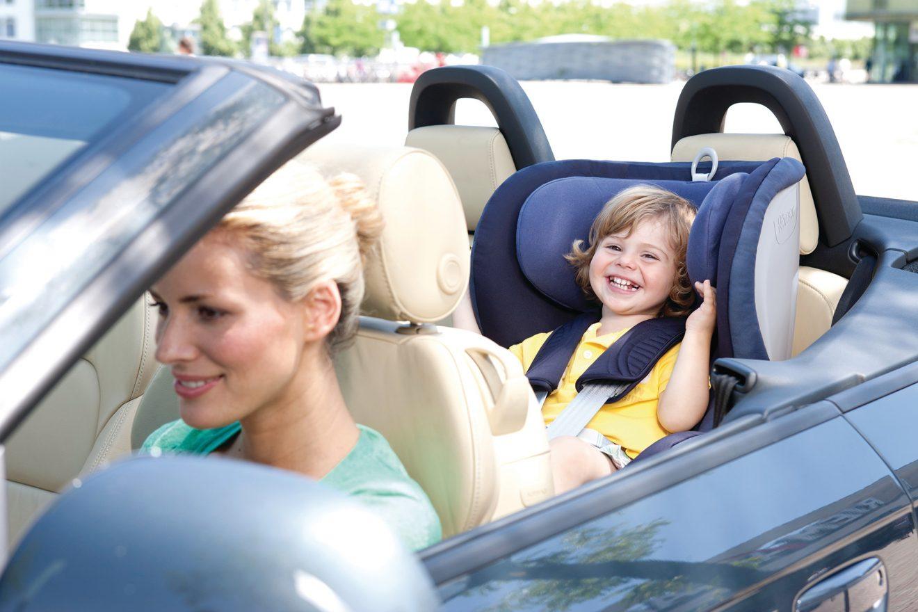 Jaki fotelik samochodowy wybrać?
