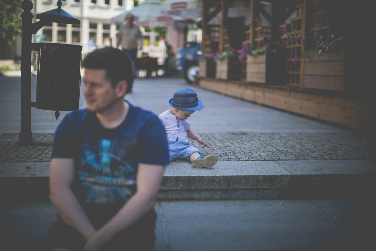O tym, czy chciałabym żeby mój syn był podobny do mojego męża