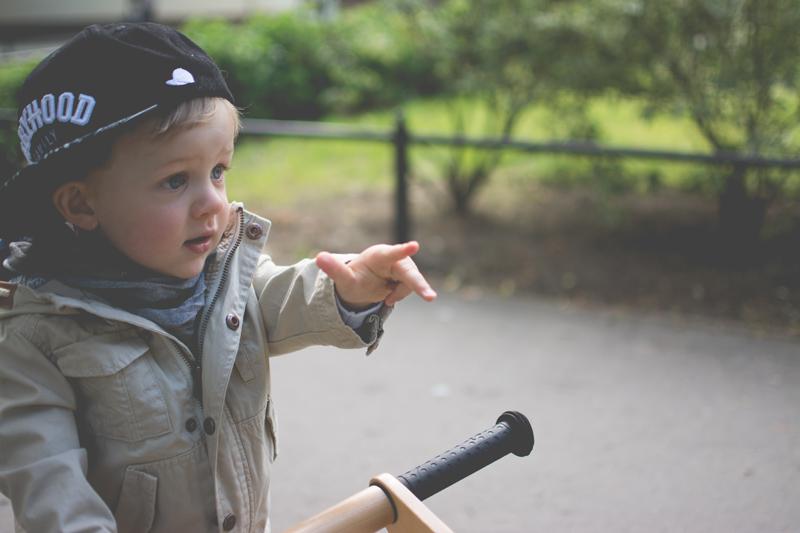 Rowerek drewniany biegowy Wishbone test blog dziecięcy blog modowy (10)