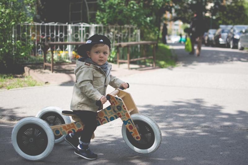 Rowerek drewniany biegowy Wishbone test blog dziecięcy blog modowy (12)