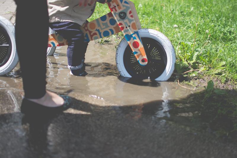 Rowerek drewniany biegowy Wishbone test blog dziecięcy blog modowy (18)