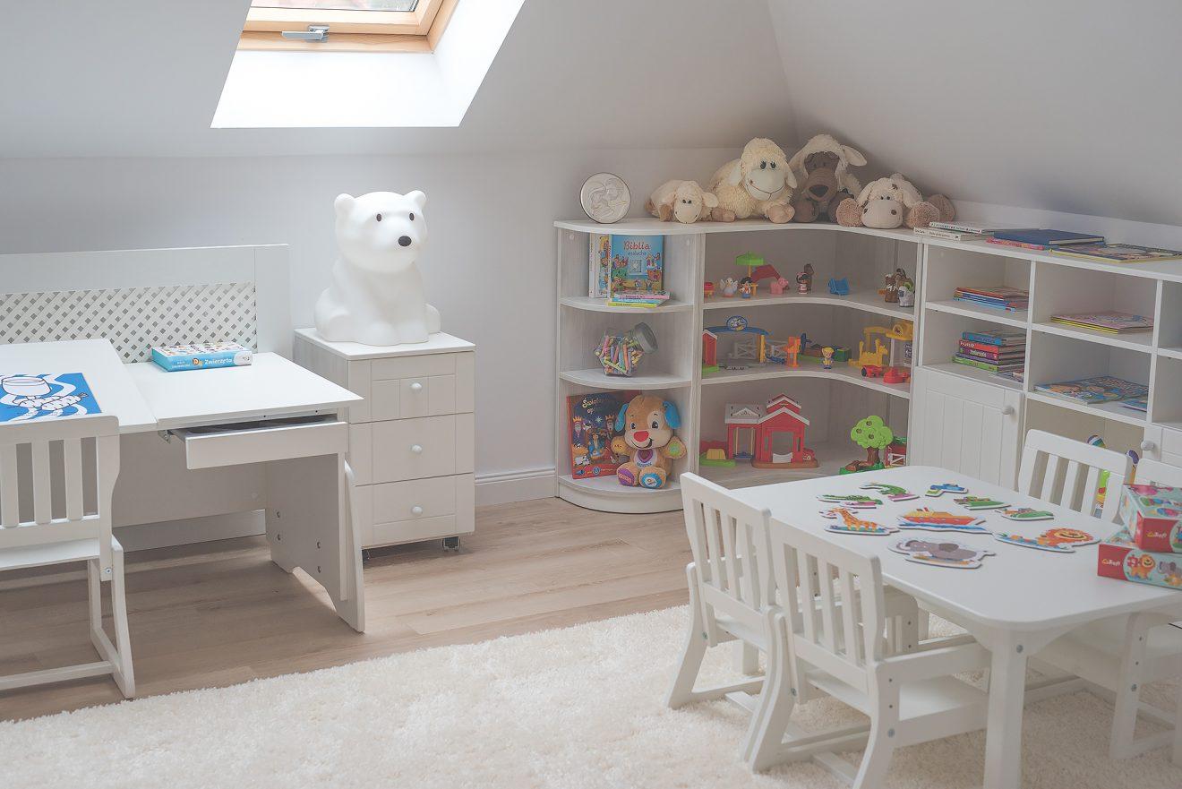 Nasz ulubiony pokój w nowym domu (kocham go!)