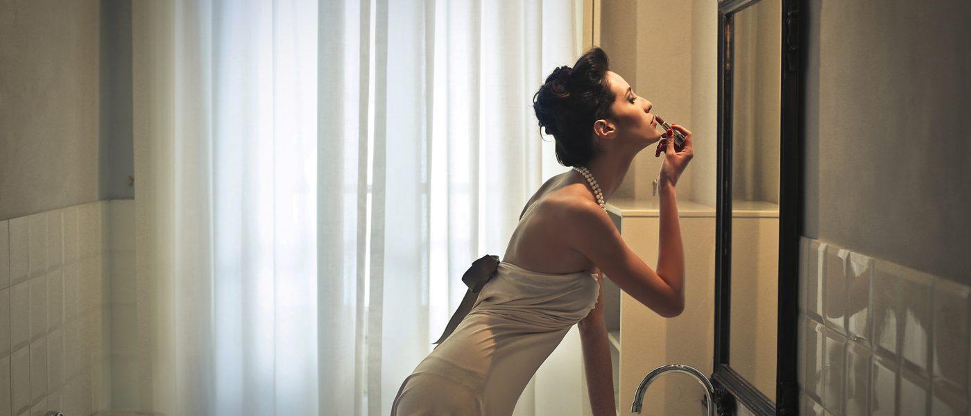 Atrakcyjność kobiety zależy w dużej mierze od mężczyzny