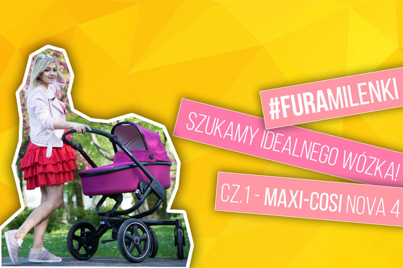 #FuraMilenki czyli idealny wózek poszukiwany!