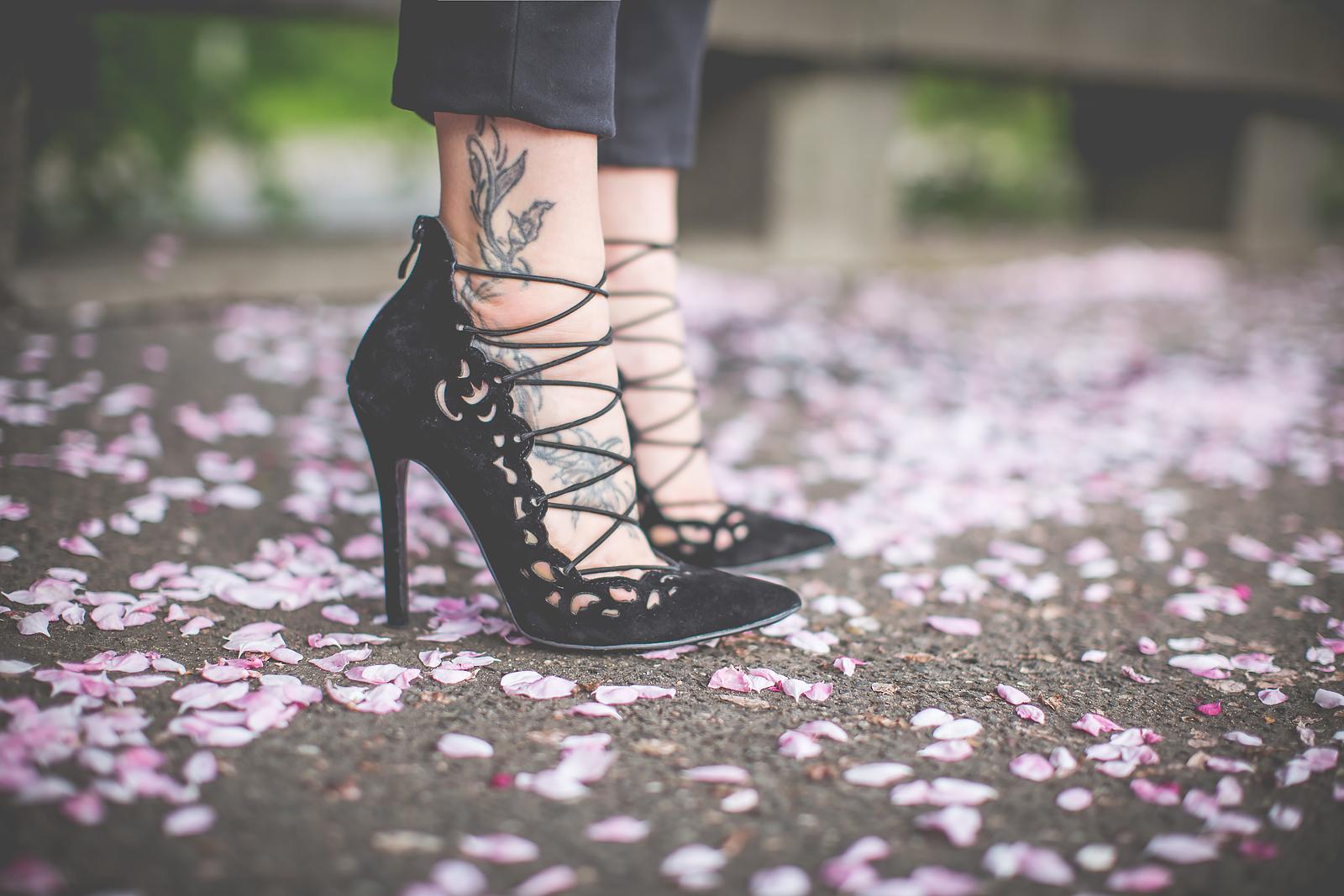 buty wiazane deezee