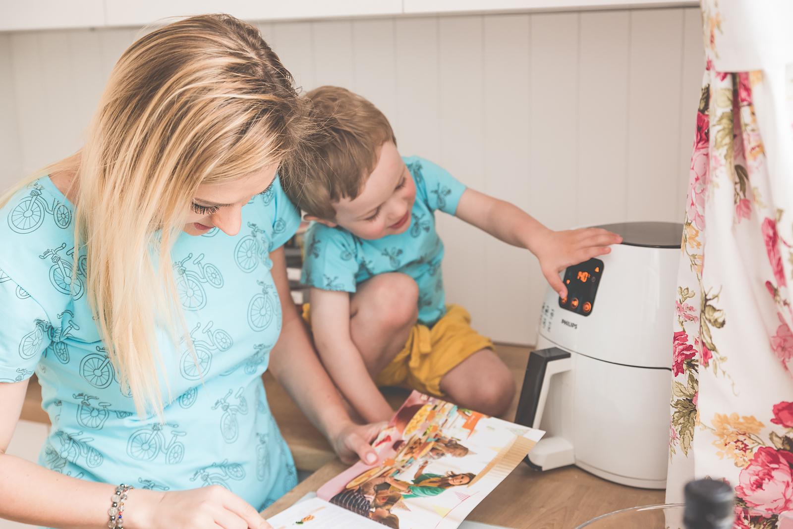 Philips Airfryer Przepisy Test Bakusiowo Domowe Frytki KFC w domu00011
