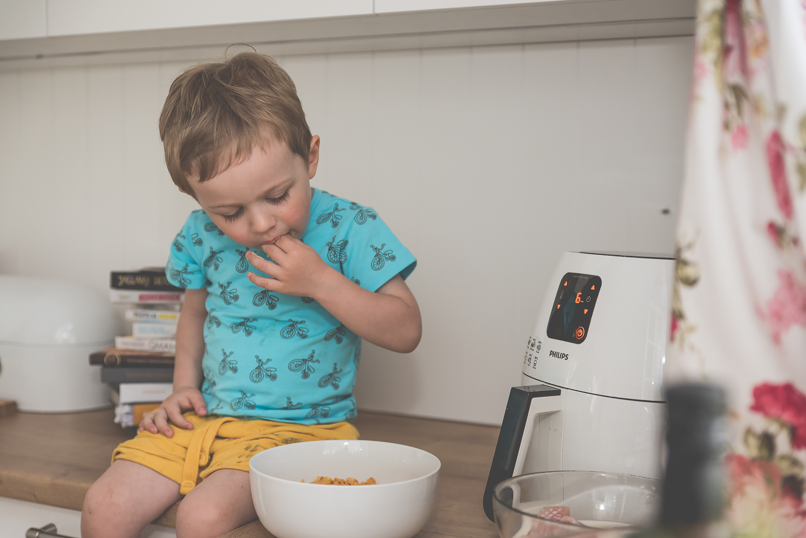 Philips Airfryer Przepisy Test Bakusiowo Domowe Frytki KFC w domu00027
