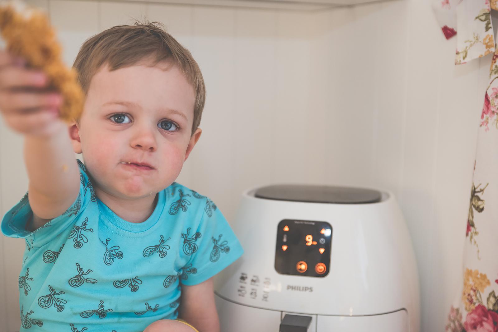 Philips Airfryer Przepisy Test Bakusiowo Domowe Frytki KFC w domu00036