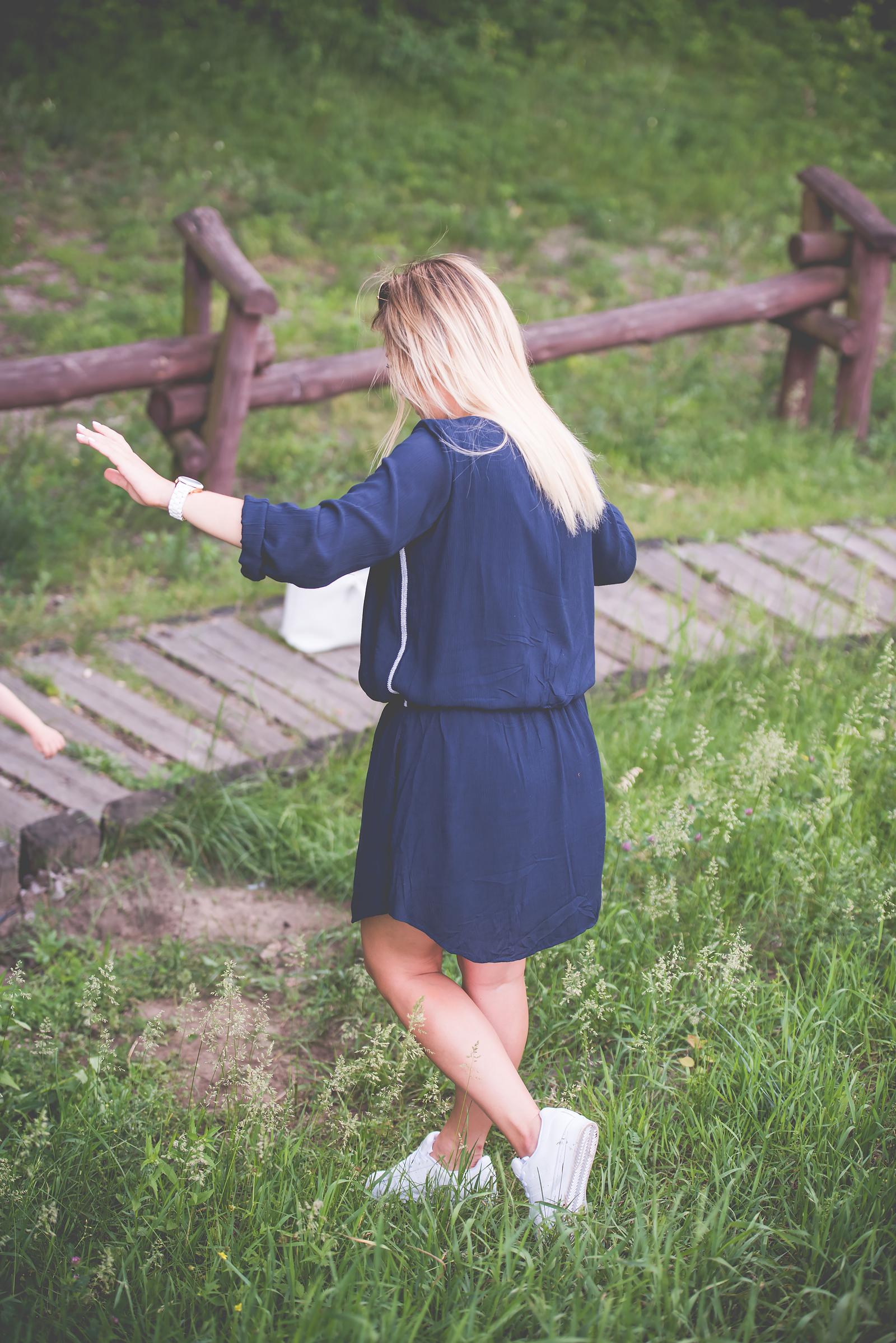 Blog Modowy Wedel Las Brodnowski Zalando Sukienka Boho GAP Adidas Superstar Blogerka Modowa00039