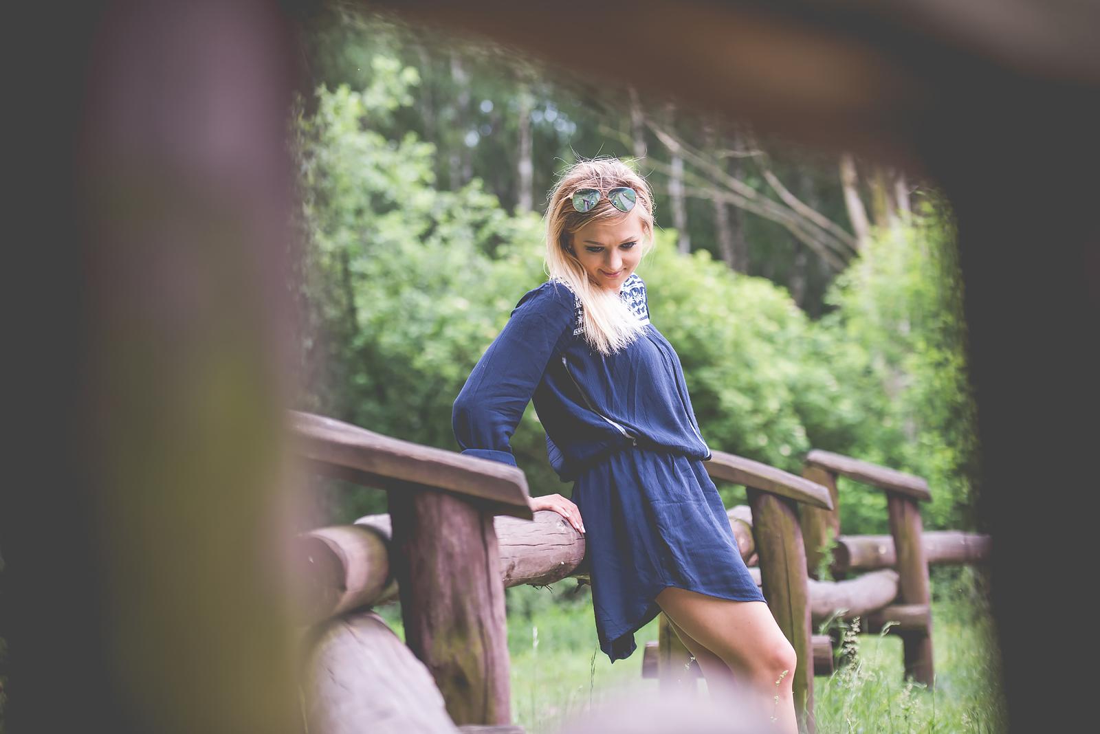 Blog Modowy Wedel Las Brodnowski Zalando Sukienka Boho GAP Adidas Superstar Blogerka Modowa00060