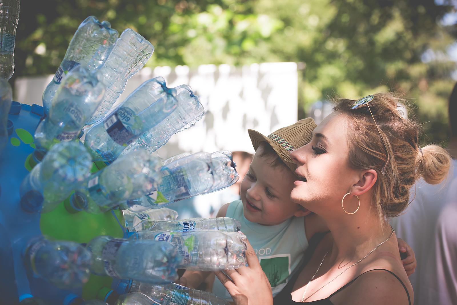 butelka biodegradowalna