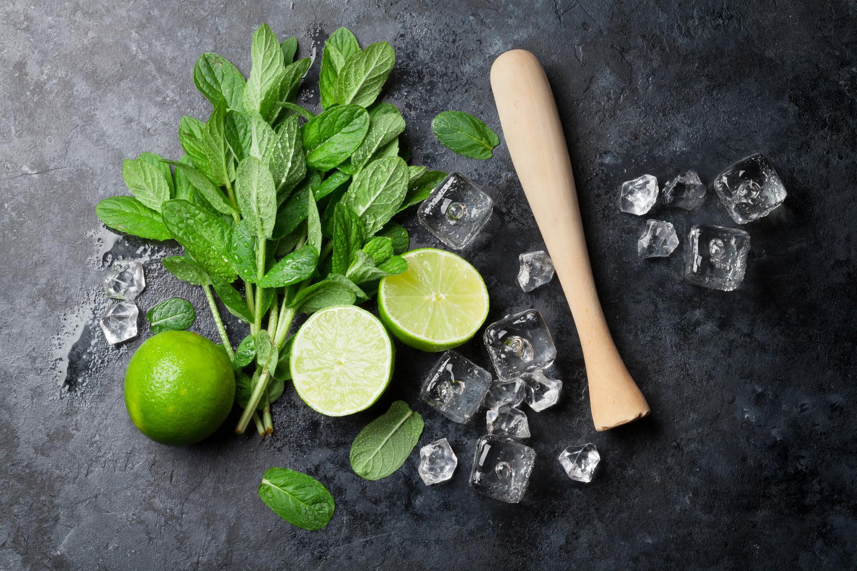 składniki na mohito, skladniki na mojito, jak zrobic mohito, jak zrobic mojito, mohito, mojito