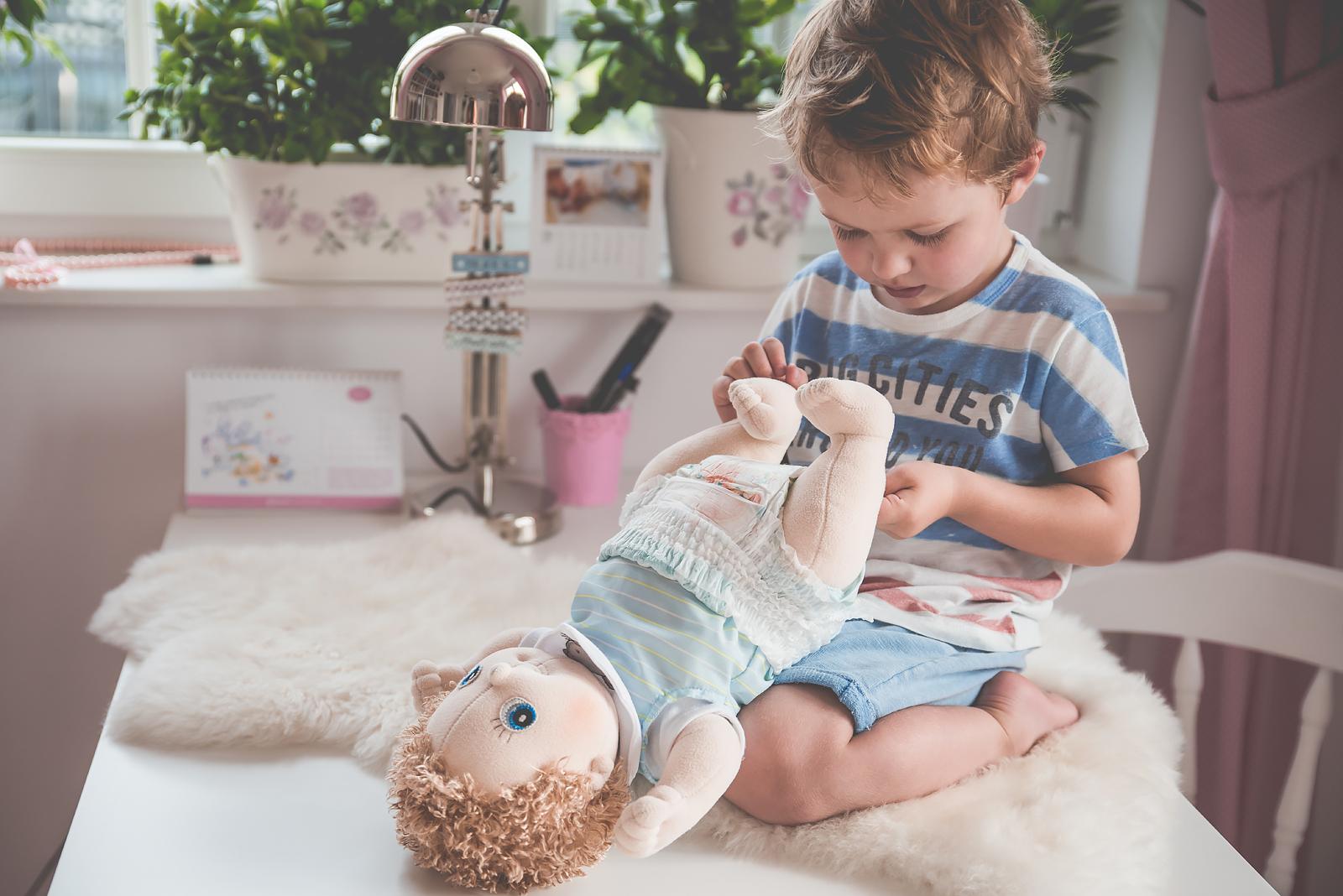 pielegnacja dziecka