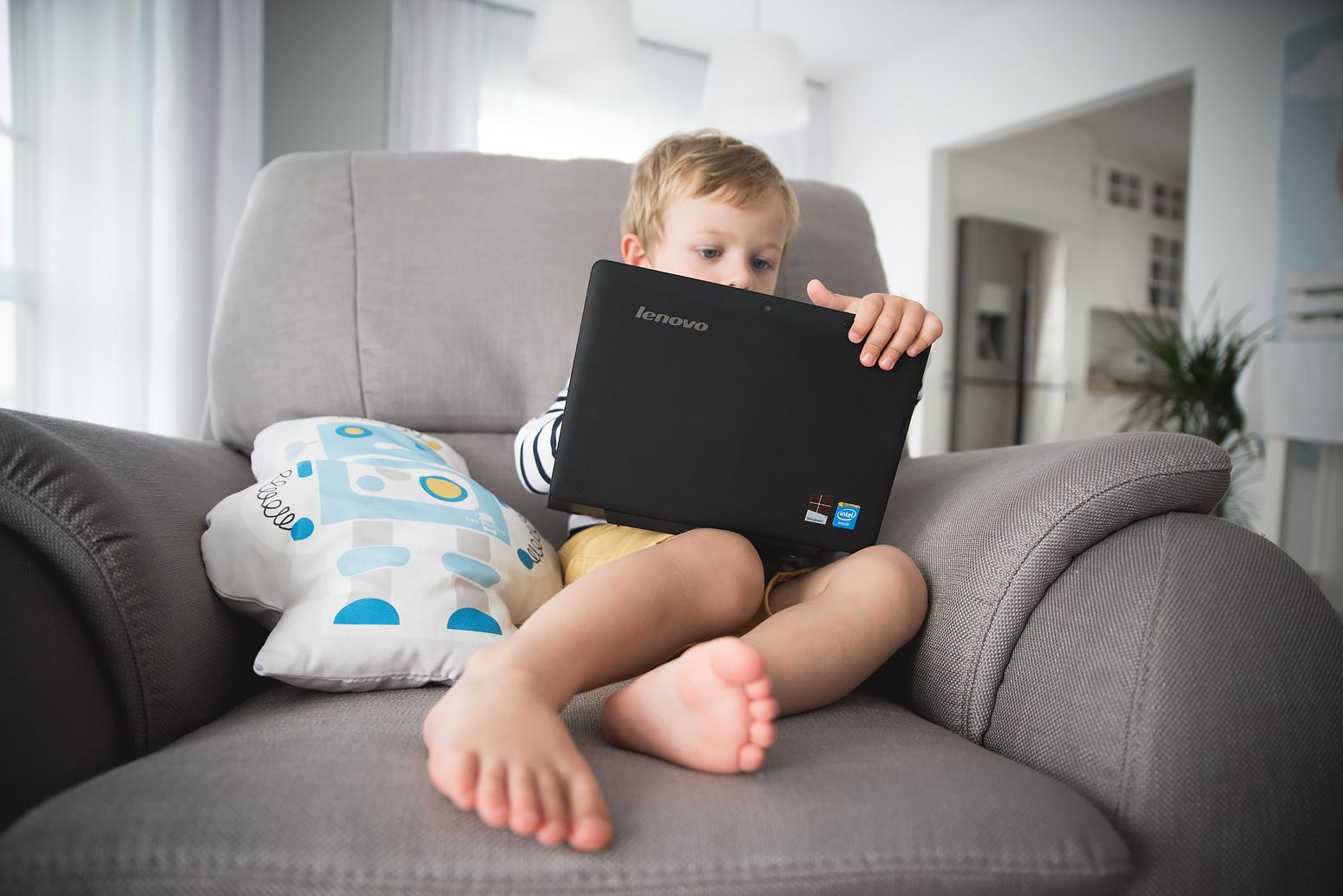 komputerek dla dziecka