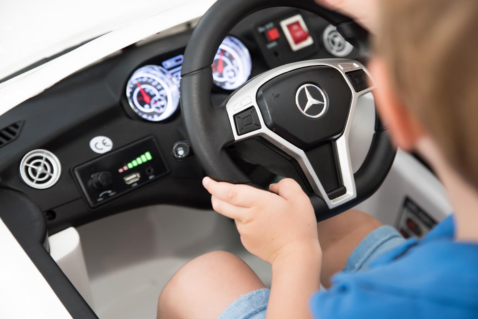 samochod mercedes dla dziecka