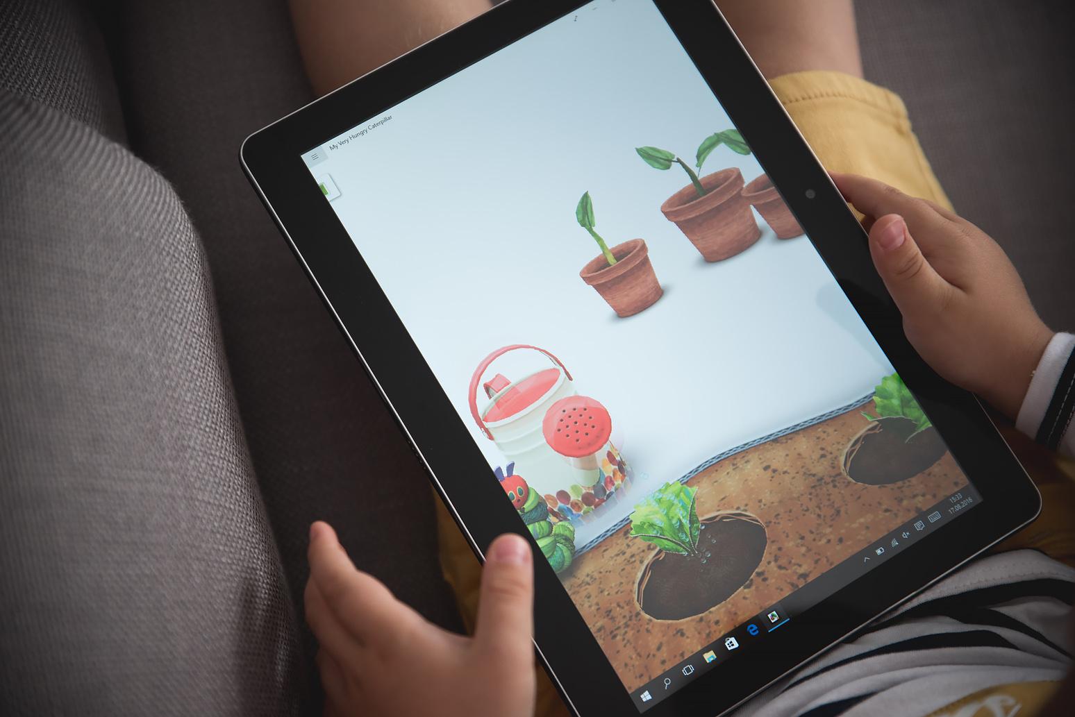 wplyw internetu na dziecko