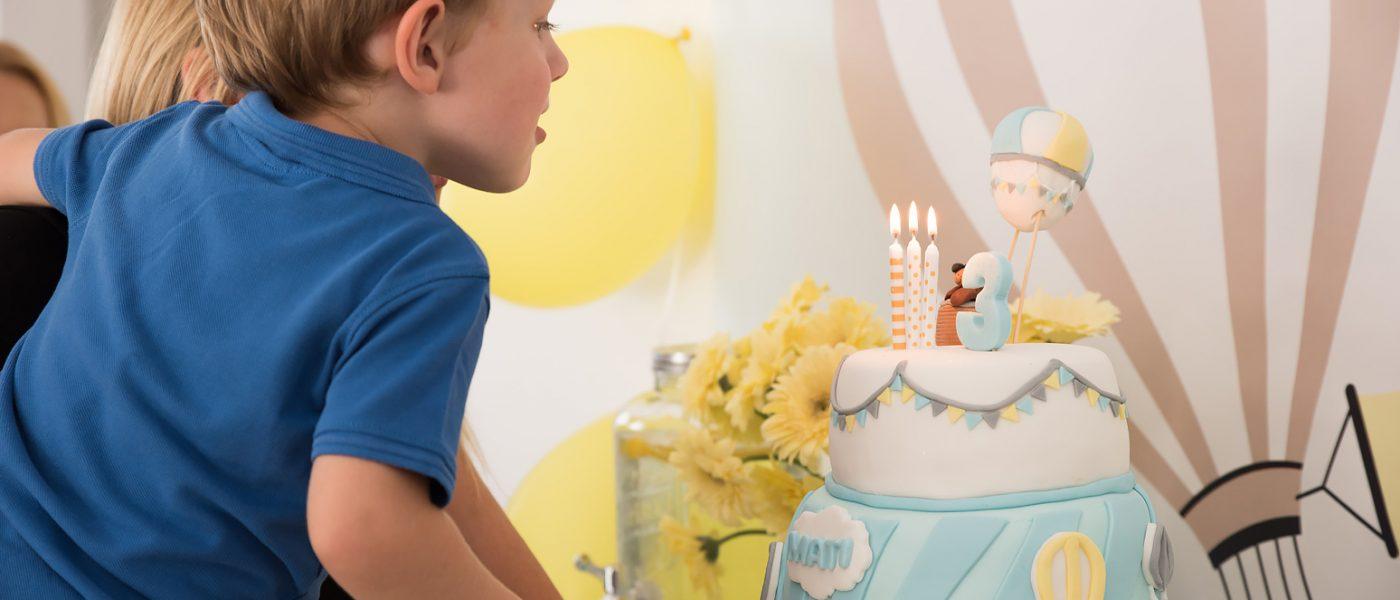 Impreza urodzinowa Matiego – niekończące się pasmo nieszczęść (a na koniec promyk słońca).