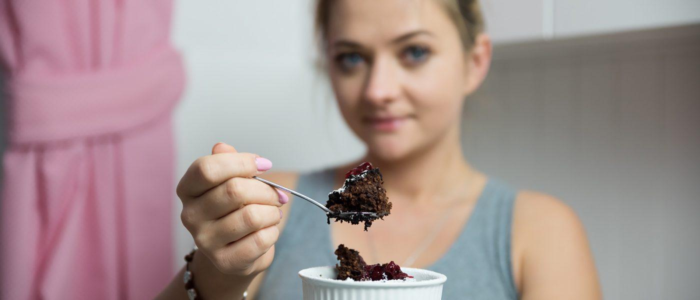 Sprawdzony przepis na szybkie ciasto czekoladowe bez mąki!