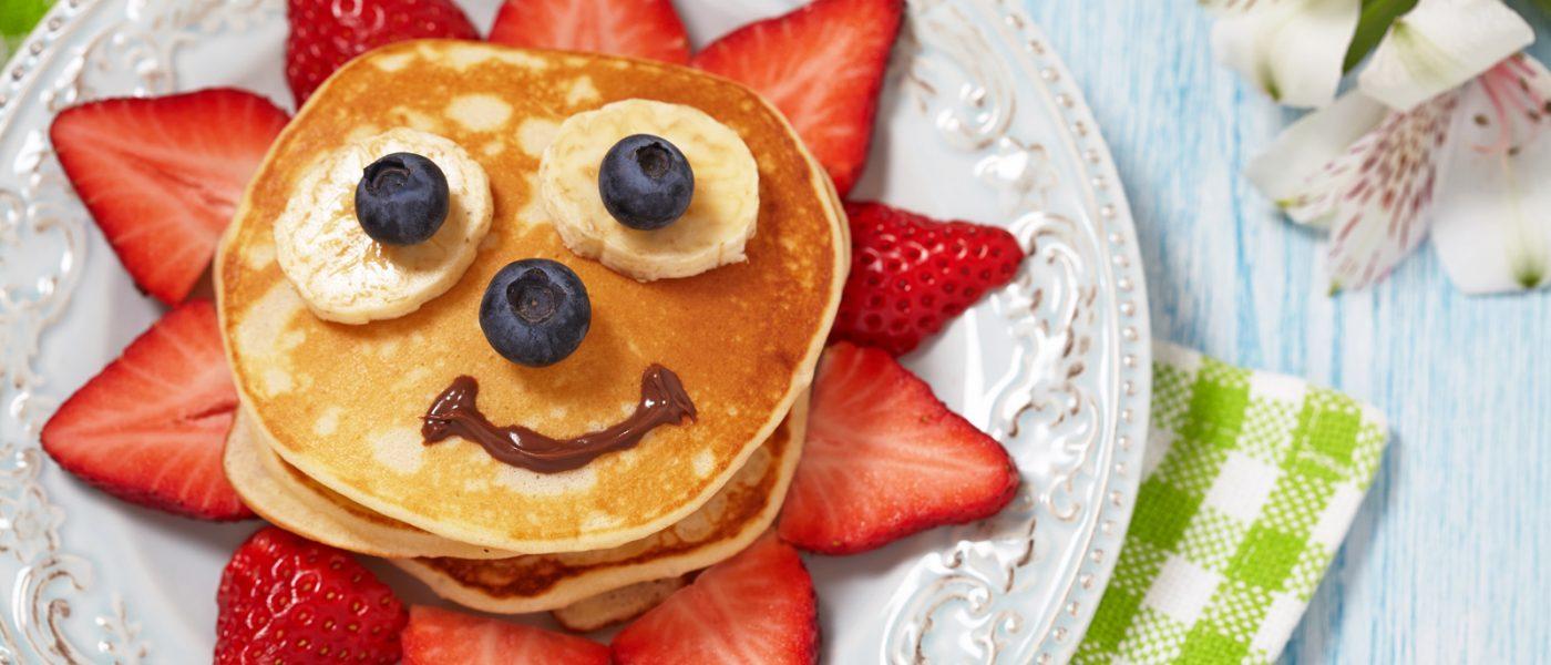 Naleśniki na wesoło – śniadanie dla dzieci, które wygra z każdym niejadkiem.