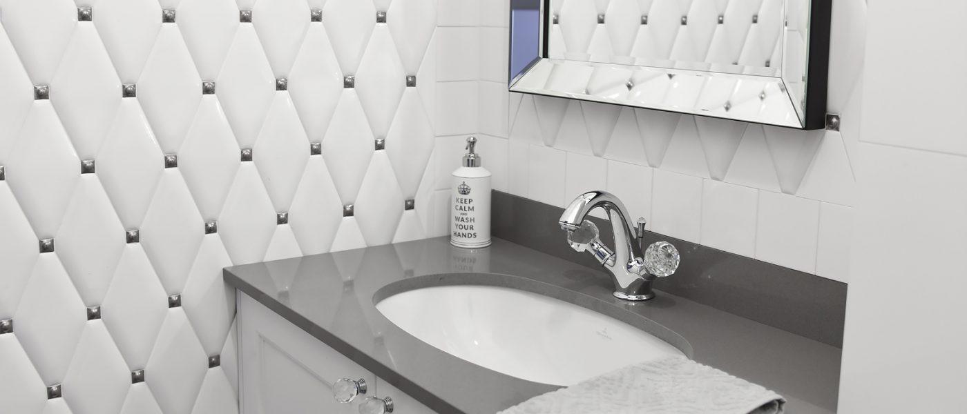 Nasza łazienka dla gości…