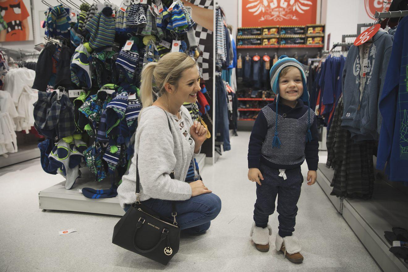 Zakupy z dzieckiem wcale nie muszą być udręką.