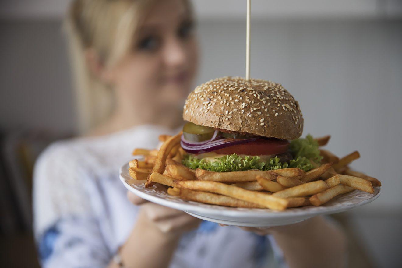 Bakuś-Burger czyli… domowe hamburgery