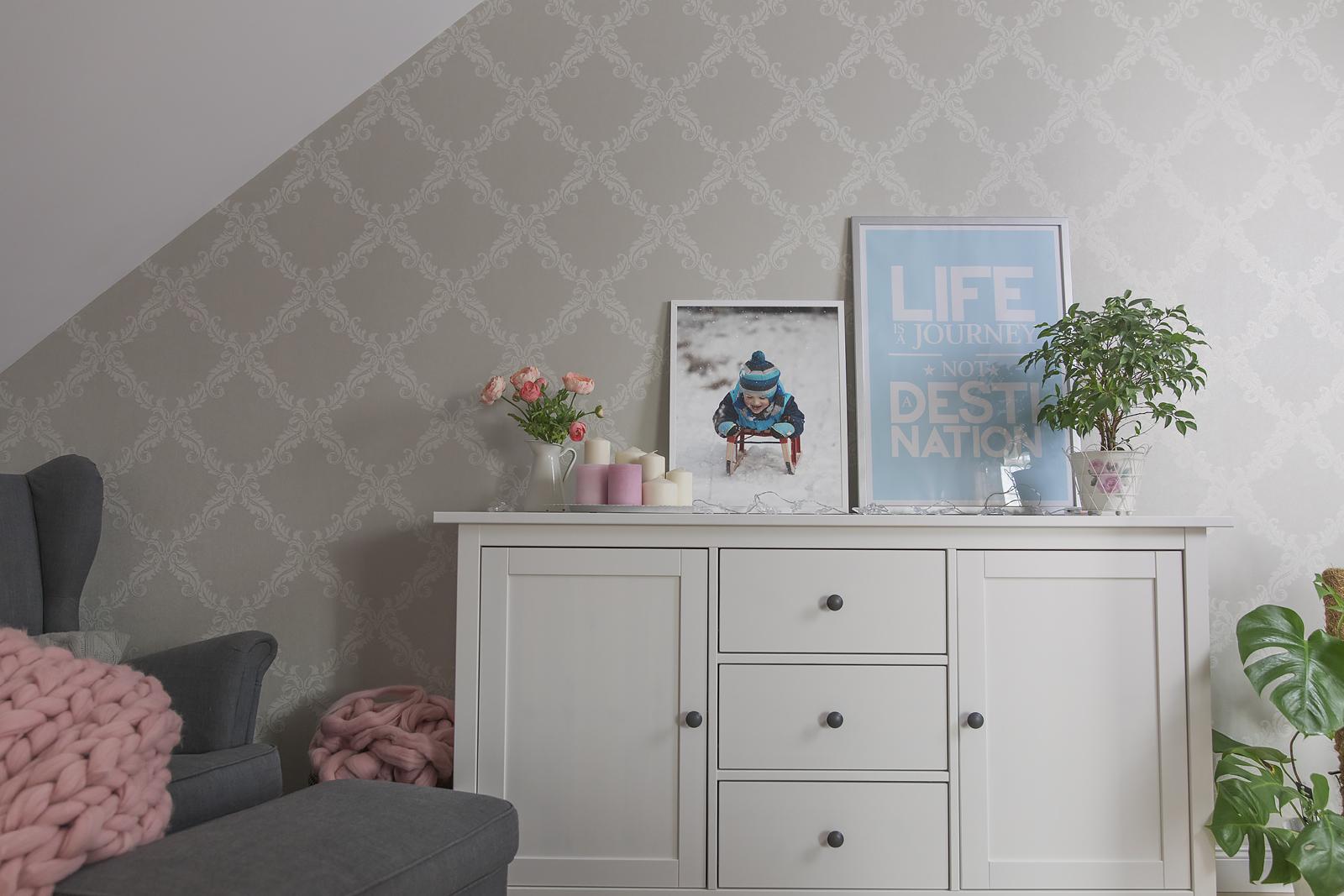 Sypialnia IKEA Bakusiowo2